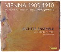 Berg / Richter Ensemble / Lebel - Vienna 1905-1910