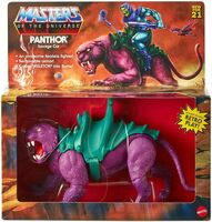 Masters Of The Universe - Mattel Collectible - Masters of the Universe Origins Panthor (He-Man, MOTU)