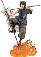 Fire Force - Artfx J Shinmon Benimaru - Kotobukiya - Fire Force - ARTFX J Shinmon Benimaru
