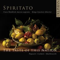 Corbett / Hendrick / Spiritato - Taste of This Nation
