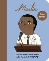 Vegara, Maria Isabel Sanchez - Martin Luther King Jr.: Little People, Big Dreams