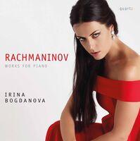 Irina Bogdanova - Works for Piano