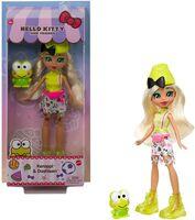 Sanrio - Mattel - Hello Kitty and Friends Keroppi Figure & Dashleen Doll (Sanrio)