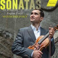 Maxim Brilinsky - Six Sonatas 27