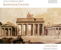 J Bach .S. / Petite Bande / Kuijken - Brandenburg Concertos (2pk)