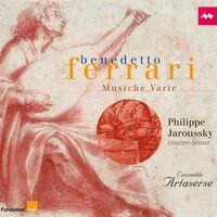 Ferrari / Philippe Jaroussky - Musiche Varie (Spa)