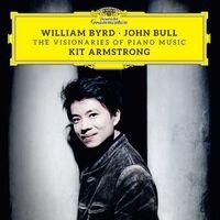 Kit Armstrong - William Byrd & John Bull: The Visionaries Of Piano Music [2 CD]