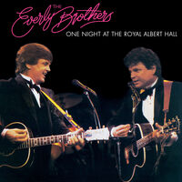 Everly Brothers - One Night At The Royal Albert Hall (Blue) (Blue)