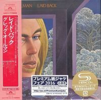 Gregg Allman - Laid Back (SHM-CD)