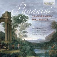 Roberto Noferini - Paganini: Chamber Music For Strings (Uk)