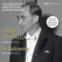 Tchaikovsky - Symphonies 4 & 5 [Remastered] (Ger)