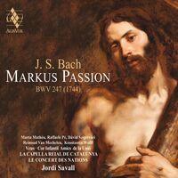 Jordi Savall - Bach: St. Mark Passion
