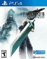 Ps4 Final Fantasy VII Remake - Final Fantasy VII Remake for PlayStation 4