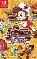 Nick Harrington - Burgertime Party! for Nintendo Switch
