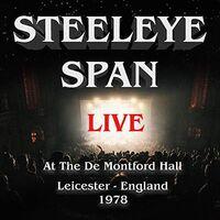 Steeleye Span - Live At De Montfort Hall Leicester 1977 (Uk)