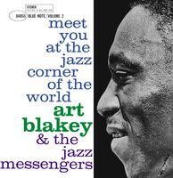 Art Blakey & The Jazz Messengers - Meet You At The Jazz Corner Of The World, Vol. 2 [LP]