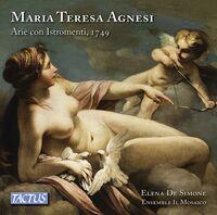 Elena De Simone - Arie Con Istromenti 1749