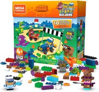 Mega Bloks - MEGA Brands - MEGA Bloks Ultimate Storybox Pack
