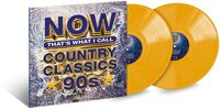 Now That's What I Call Music! - NOW Country Classics '90s [Opaque Yellow 2 LP]