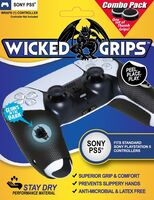 Ps5 Wicked Grips - Thumb Grips - Wicked-Grips High Performance Controller Thumb Grips Combo for PlayStation 5