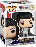 Funko Pop! Heroes: - FUNKO POP! HEROES: Wonder Woman 80th-Wonder Woman (Ultra Mod Secret Agent)