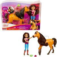 Spirit - Mattel - Spirit & Lucky Nurturing Hug