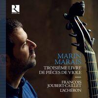 Marais / Joubert-Caillet / L'acheron - Troisieme Livre de Pieces