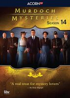 Murdoch Mysteries Series 14 DVD - Murdoch Mysteries Series 14 Dvd (3pc) / (3pk)