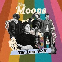 Moons - Lone Wolf [Colored Vinyl] (Red)
