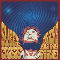 Sweet Crisis - Tricks On My Mind [Colored Vinyl] [Limited Edition] [180 Gram] (Red) (Uk)