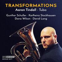 Aaron Tindall - Transformations: Tindall