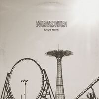 Swervedriver - Future Ruins [Indie Exclusive Limited Edition Red LP + Slipmat]