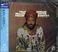 Horace Silver - That Healin Feelin [Reissue] (Jpn)