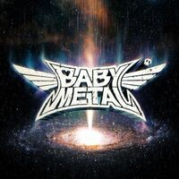 BABYMETAL - Metal Galaxy [Indie Exclusive Limited Edition Crystal Clear LP]