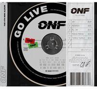 Onf - Go Live (Incl. 100pg Photobook, 2 x Selfie Photocards + 2 x MorseMessage Card)