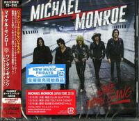 Michael Monroe - One Man Gang (W/Dvd) (Bonus Tracks) [Deluxe] (Jpn)
