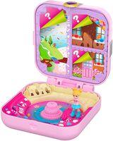 Polly Pocket - Mattel - Polly Pocket Hidden Hideouts: Candy Adventure