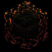 C418 - Minecraft Volume Beta (Color Vinyl) (Org) (Red)