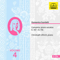 Scarlatti / Ullrich - Complete Piano Sonatas 4 (2pk)