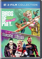 Birds of Prey DC [Movie] - Birds of Prey (And the Fantabulous Emancipation of One Harley Quinn) / Suicide Squad