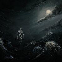 Broadside - Into The Raging Sea [Limited Edition Sea Blue/Bone Splatter LP]