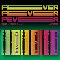 Ateez - Zero: Fever Part 1 (Random Cover) (Stic) [With Booklet]