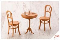 Sausai Shojo Teien - After School Cafe Table - Kotobukiya - Sausai Shojo Teien - After School Cafe Table