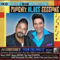 Kid Ramos / Corritore,Bob - Phoenix Blues Sessions