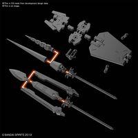 Bandai Hobby - Bandai Hobby - 30 Minute Missions - #09 30MM 1/144 Option Parts Set 3,Bandai Spirits 30 MM