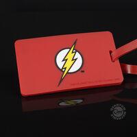 Dc Comics - Flash Q-Tag - Quantum Mechanix - DC Comics - Flash Q-Tag