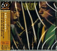 Albert Ayler - Music Is The Healing Force Of The Universe (SHM-CD)