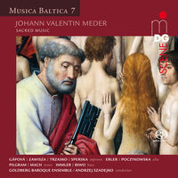 Meder / Goldberg Baroque Ensemble / Szadejko - Musica Baltica 7