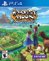Ps4 Harvest Moon: One World - Harvest Moon: One World for PlayStation 4