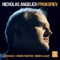 Nicholas Angelich - Prokofiev [Digipak]